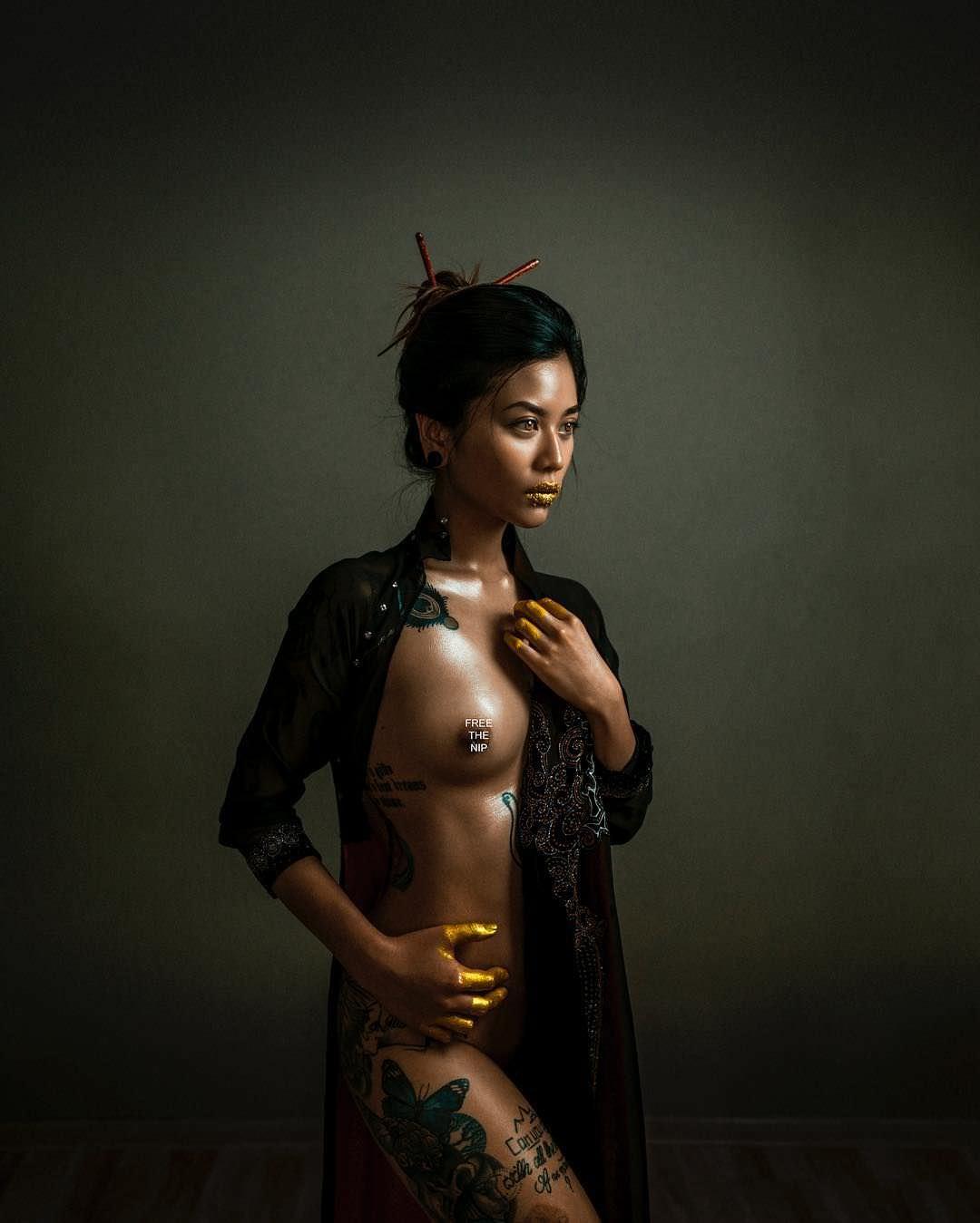 «Святые люди»: фотопроект, открывающий человеческую сущность