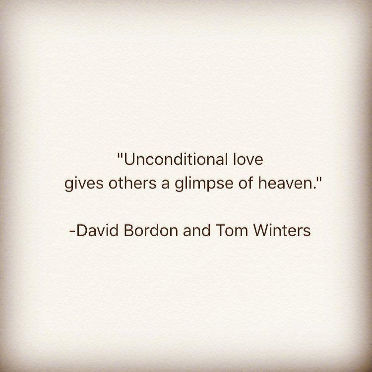Love. Love. Unconditionally Love. Do you dare?