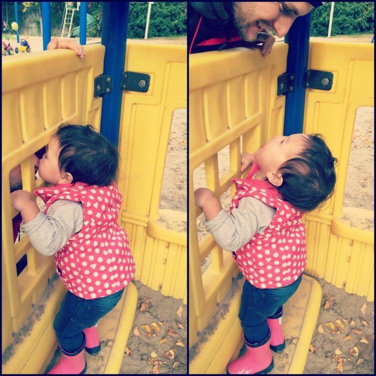 Sweet moments of pure joy!