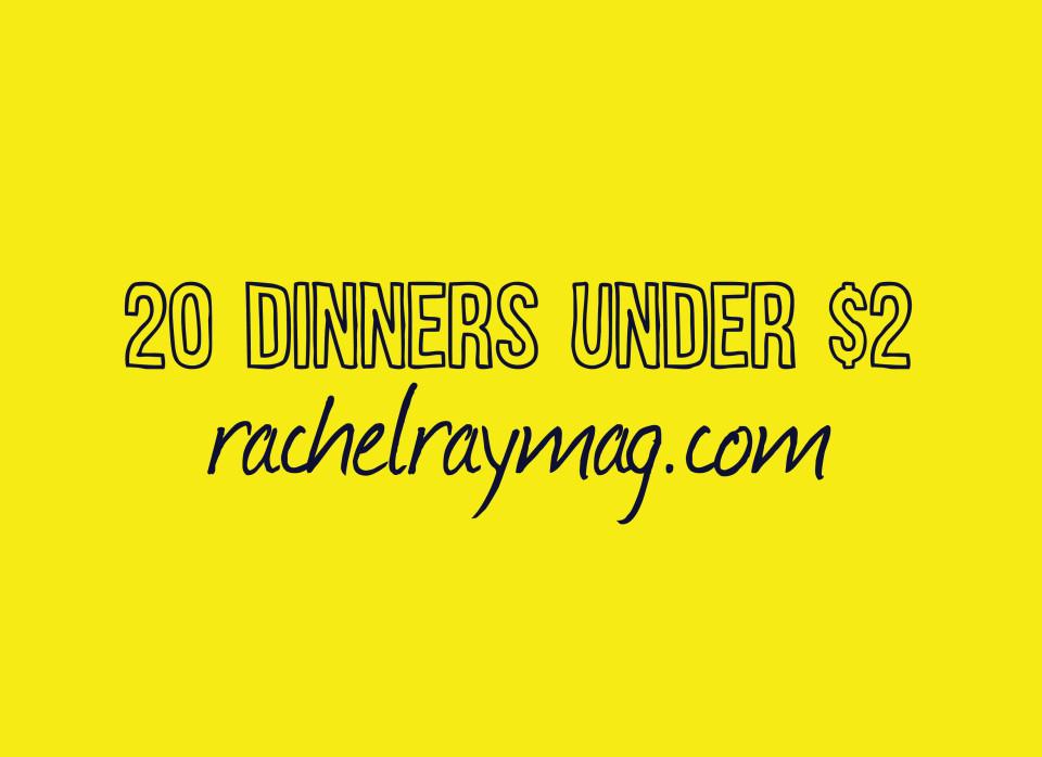 20-Dinners-under-$2