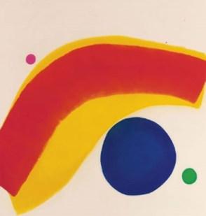 Jules Olitski circa 1960 - Color Field, Abstract Expressionism