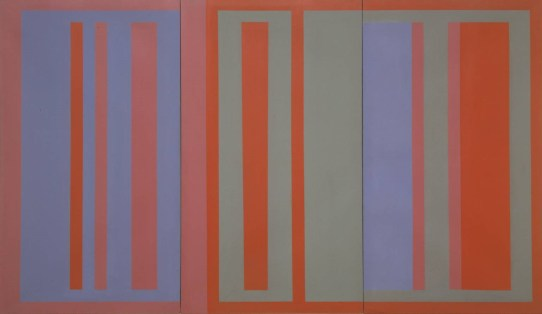 Baby is Three 1960 Robyn Denny born 1930 Purchased 1973 http://www.tate.org.uk/art/work/T01730