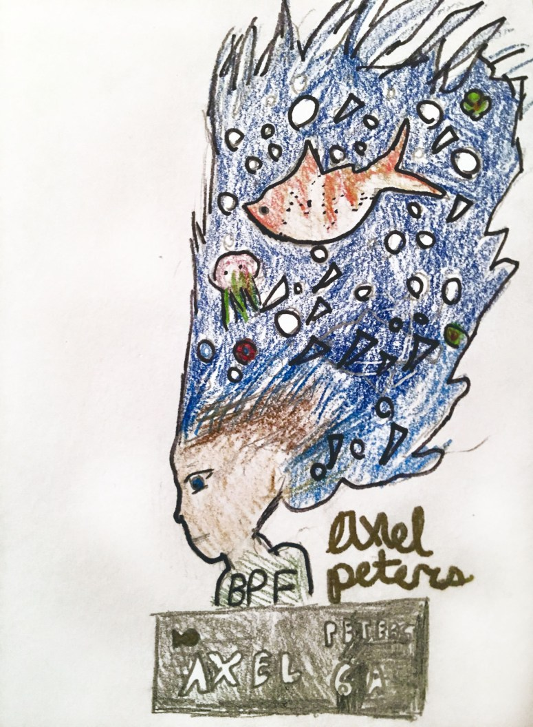 Axel Peter's art