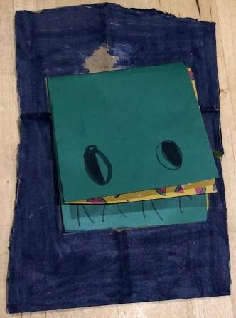 Charlotte - book art - closed