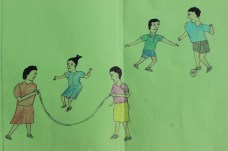 Mantapala Art Children 2