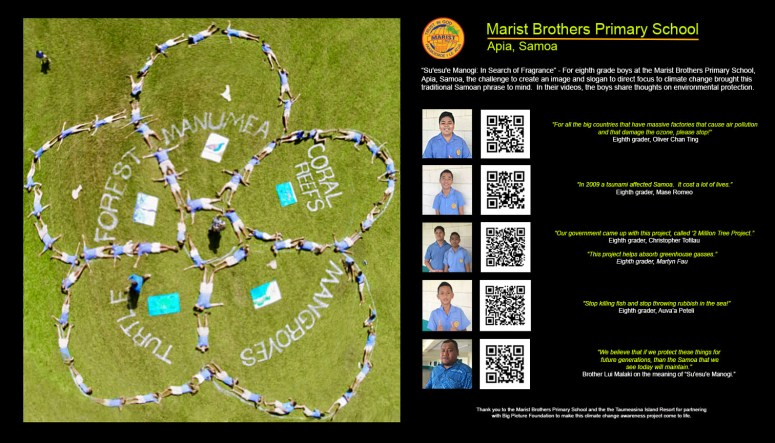 Marist Brothers 8th grade field project 2 copy