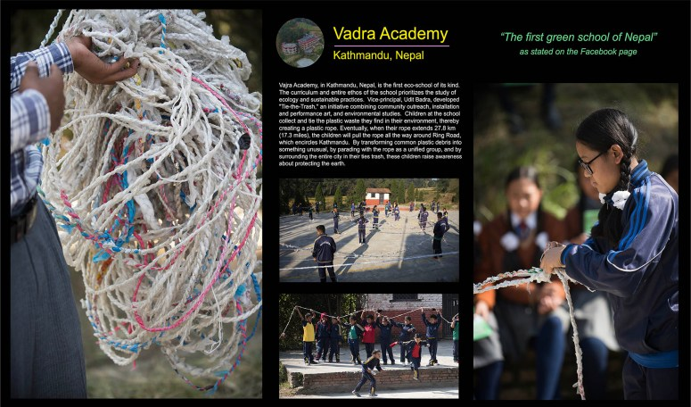Vadra Academy climate change awareness