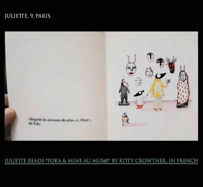 Juliette france spring 2020