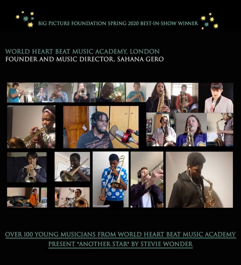world heart beat spring 2020 - best in show