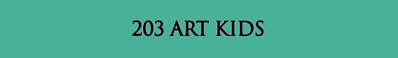 203 Art Kids