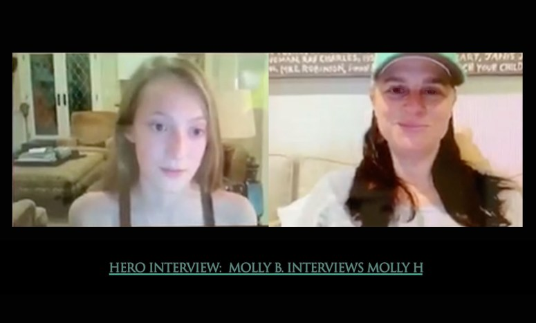 Molly interviews Molly2