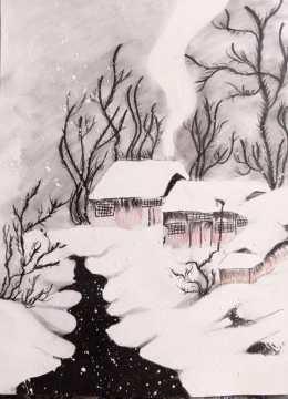 Batool A | 15 | Beauty of Winter