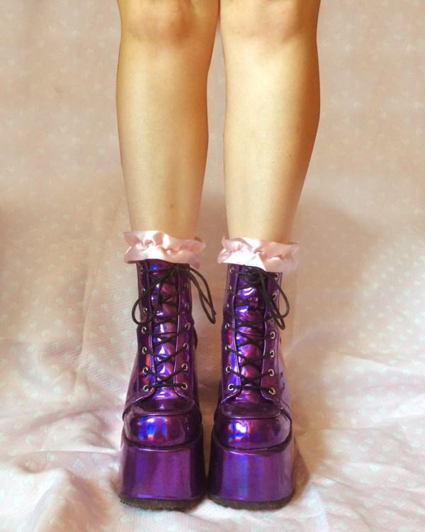 baby-pink-handmade-frilly-socks