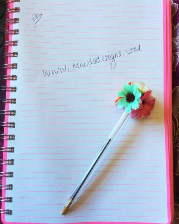 mauds-designs-flowers-floral-fairy-pen