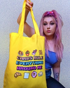 carbs-rule-everything-around-me-tote-fabric-yellow-bag