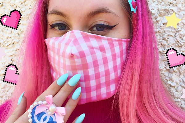 big-pink-boutique-gingham-mask-coronavirus-kawaii-cute