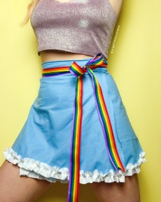 rainbow-wrap-around-kawaii-skirt