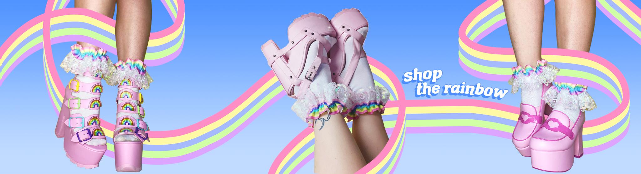 cute-rainbow-pastel-socks-kawaii-cute-iridescent-shimmer