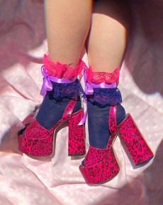 bisexual-flag-pride-frilly-socks-pink-purple-blue-navy