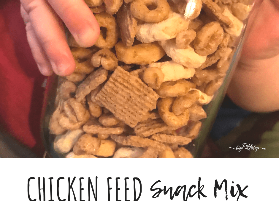 Chicken Feed Snack Mix Bigpittstop