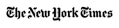 New York Times Logo Wide Pic