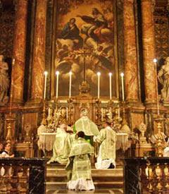 Traditional Latin Mass TLM EF Form Tridentine Mass Gregorian Rite Usus Antiquor