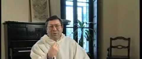 Father Guido Innocenzo Gargano Wide Pic