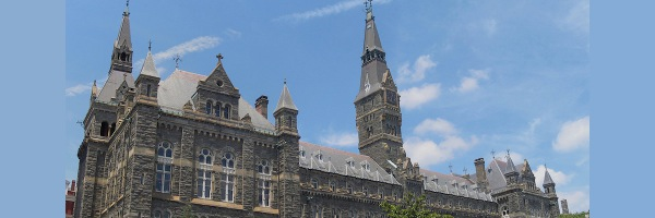 Georgetown University Catholic Wide Pic