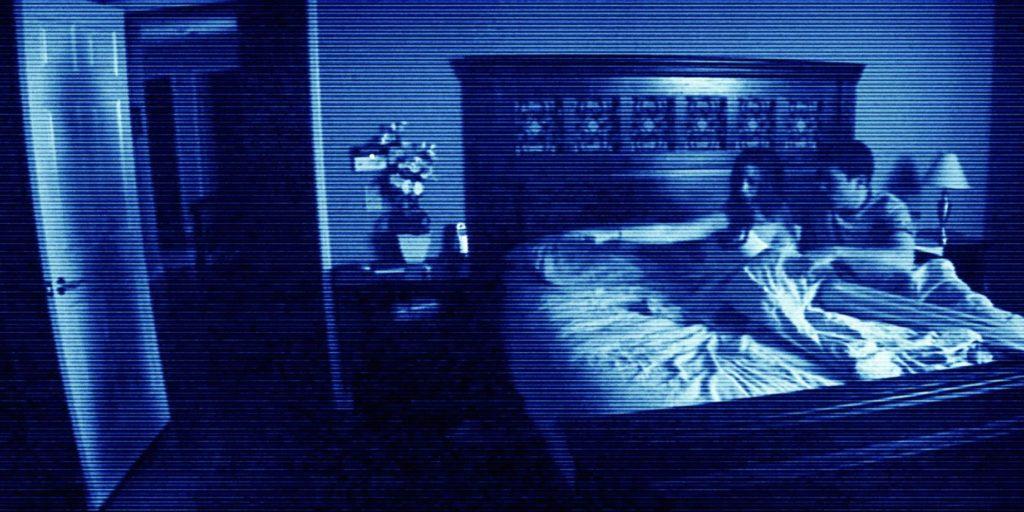Aktiviti paranormal