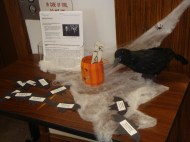 Display at Bryant Branch Library