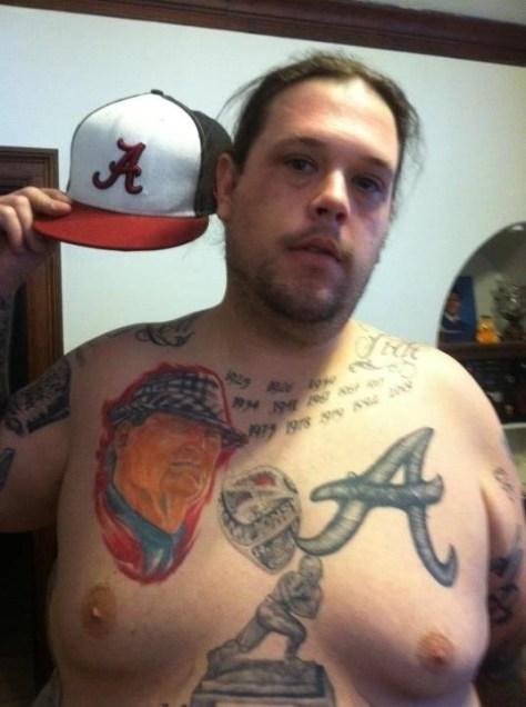 Alabama-Fan-Tattoo