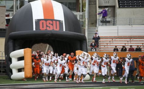 Oregon State Spring Game 2014