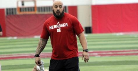 Strength Coach Mark Phillip Nebraska