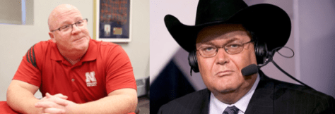 Mike Cavanaugh Jim Ross
