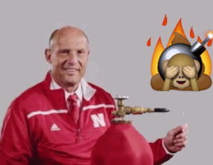 Mike Riley Poop Balloon