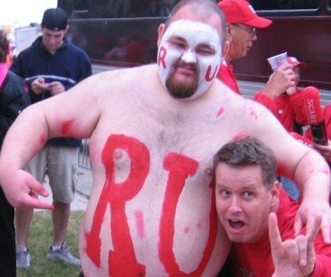 Rutgers Fan