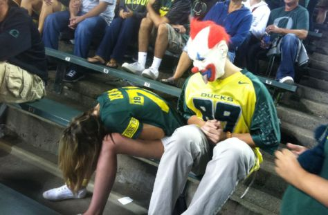 Sad Ducks Fans