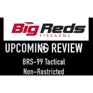BRS-99 Tactical Upcoming Review