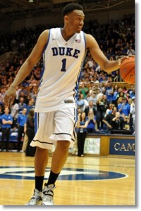 Who knew Jabari's number would coincide with Duke's exit from the NCAA Tournament?