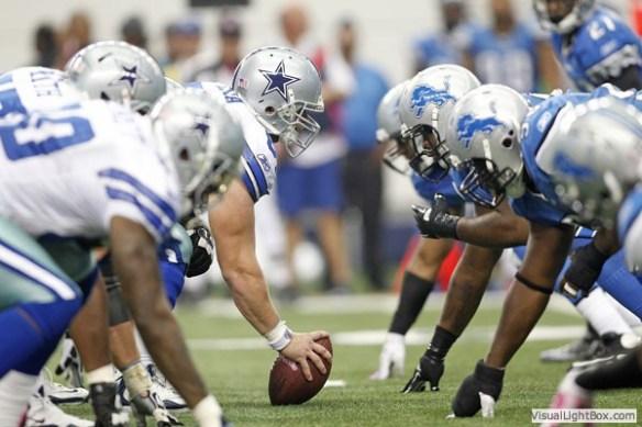 Cowboys v. Lions