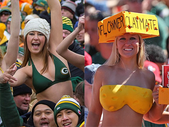 We love our NFL fans!