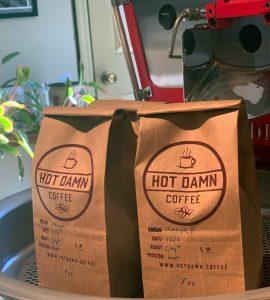 Hot Damn Coffee Kenyan