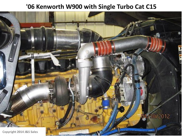 2006 Kenworth W900 Wiring Diagram Single Turbo Conversions Complex To Simple Big Rig Power