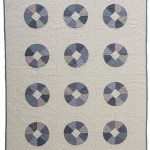 Big Rig Quilting - Mill Stones - Drunkard's PathQuilt