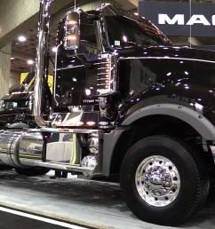 volvo mack discontinue 16l diesel engines and titan truck [ 1920 x 1080 Pixel ]