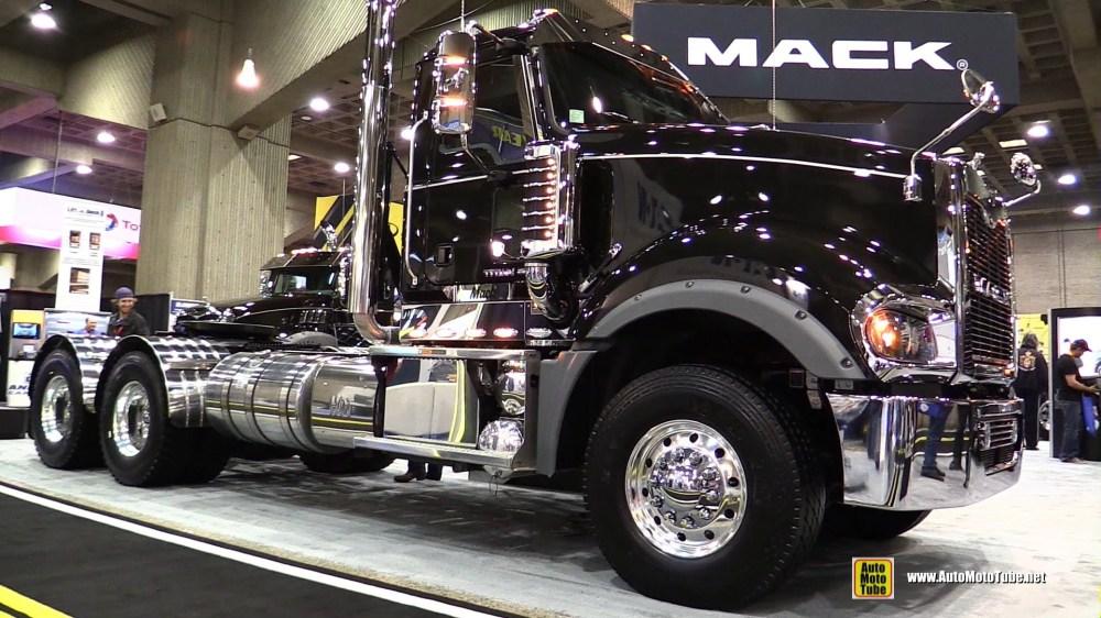 medium resolution of volvo mack discontinue 16l diesel engines and titan truck