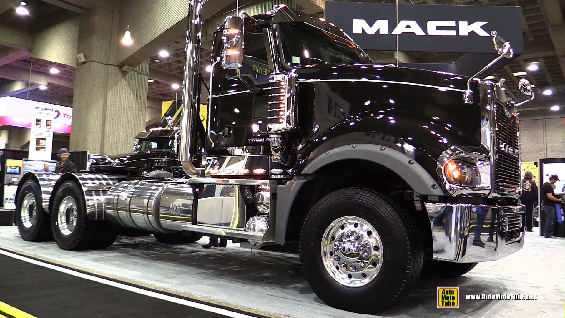 hight resolution of volvo mack discontinue 16l diesel engines and titan truck
