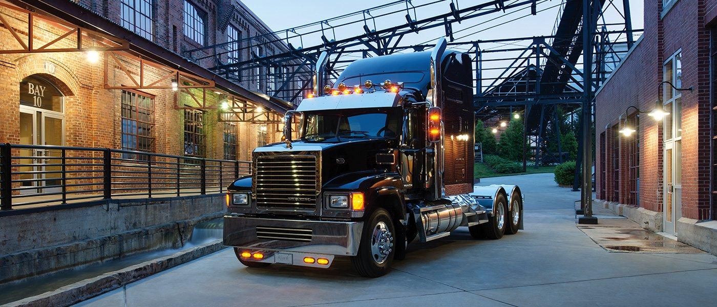 Mack Truck Pinnacle Cxu Axle Recall