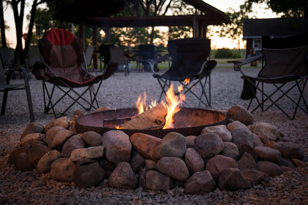 Big River Escape Firepit