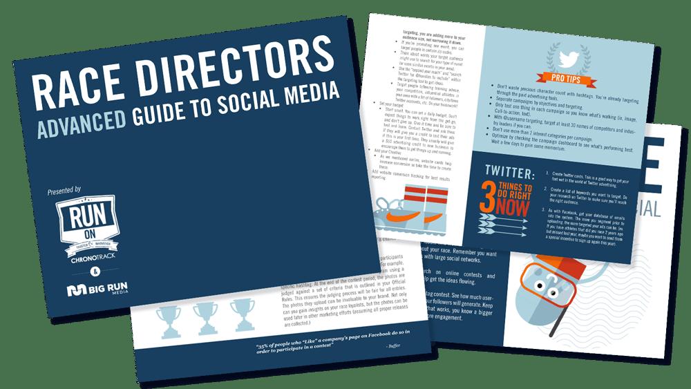 Race Directors Advanced Guide to Social Media